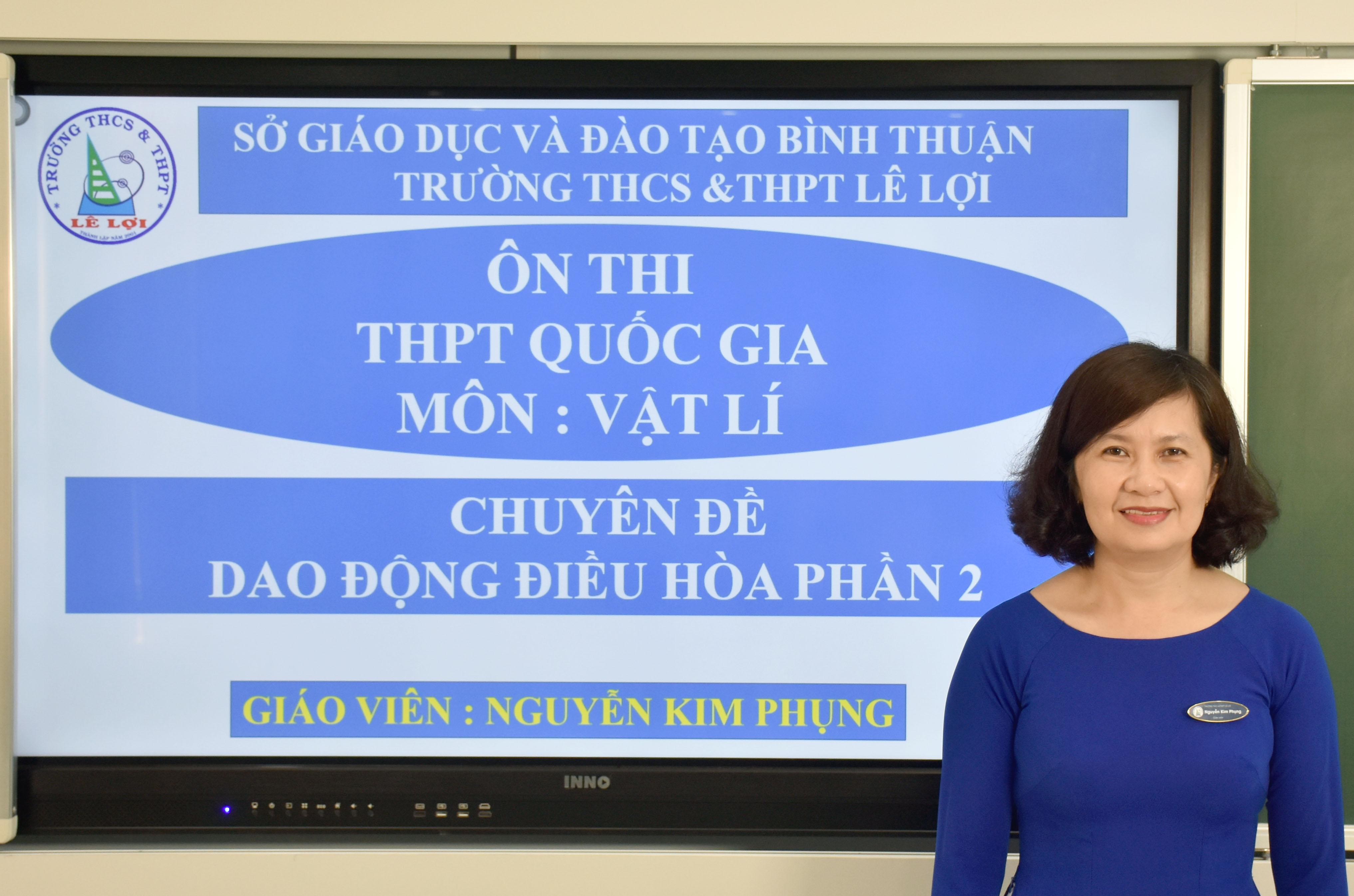 Khối lớp 12 - Dao động điều hòa (Phần 2) - Cô Nguyễn Kim Phụng